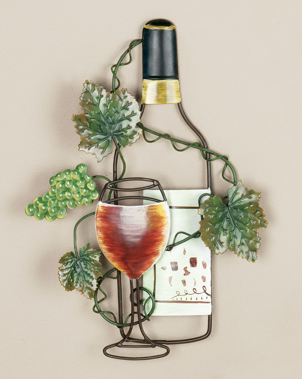 Modern Wine Wall Art