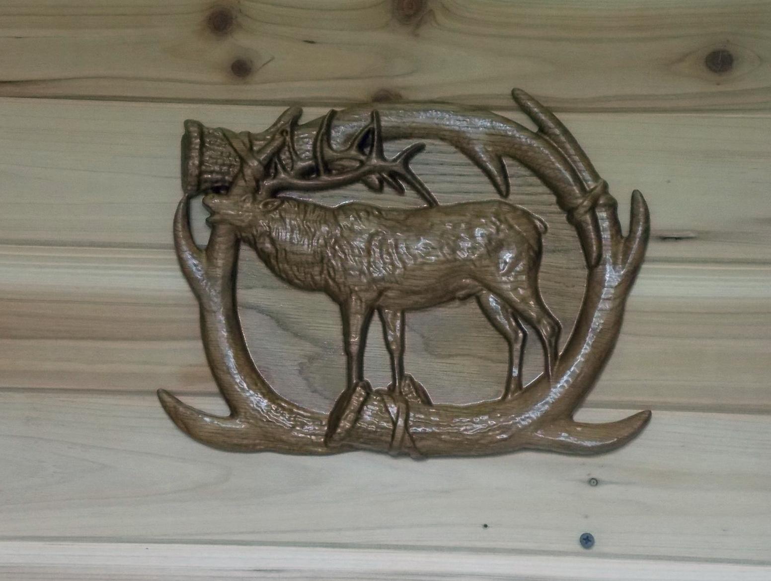 Monogram Wall Art Wood