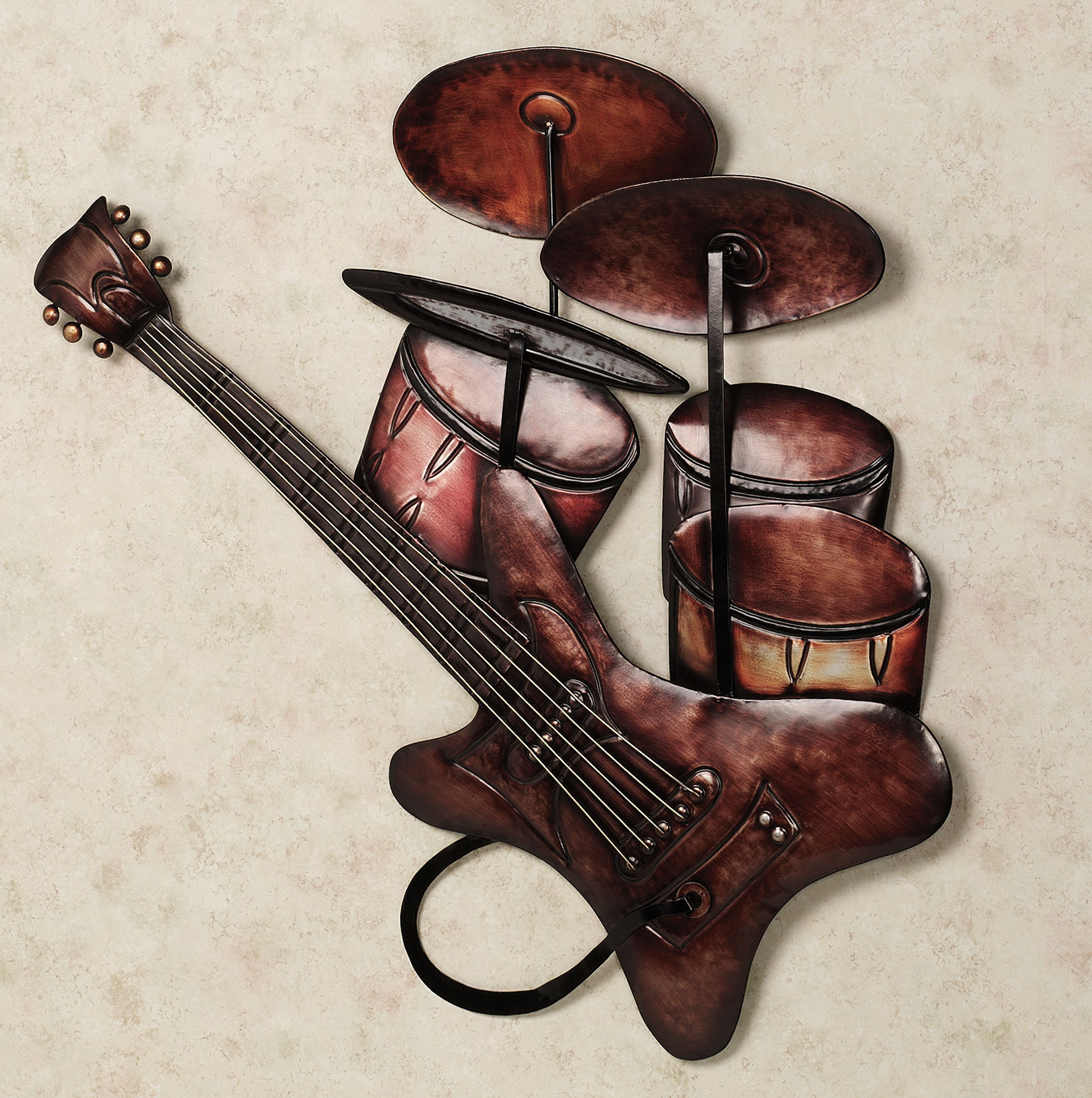 Music Wall Art Guitar
