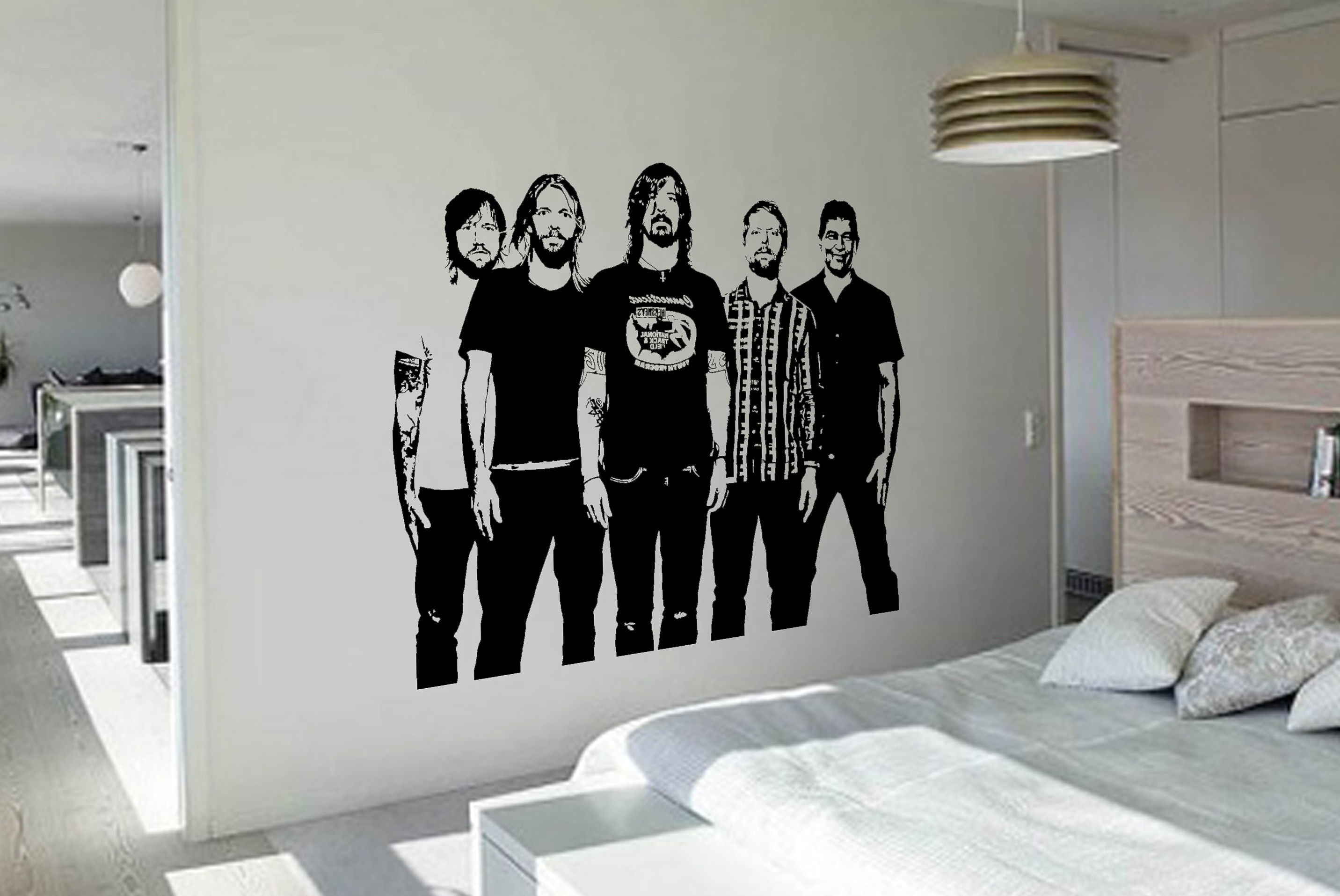 Music Wall Art Stickers
