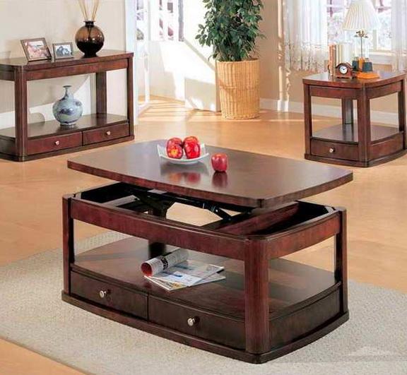 Narrow Sofa Table With Storage