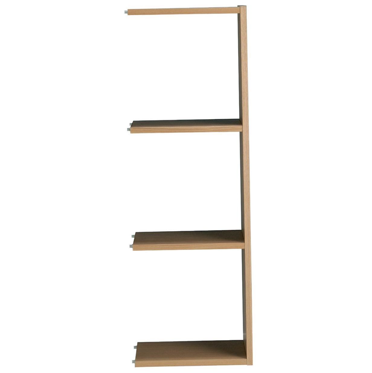 Narrow Wall Shelf Unit
