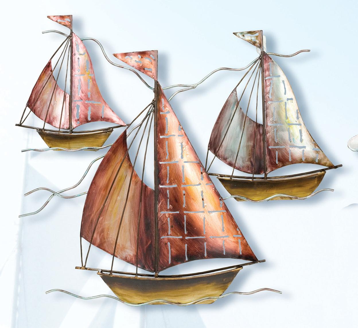 Nautical Wall Art Metal