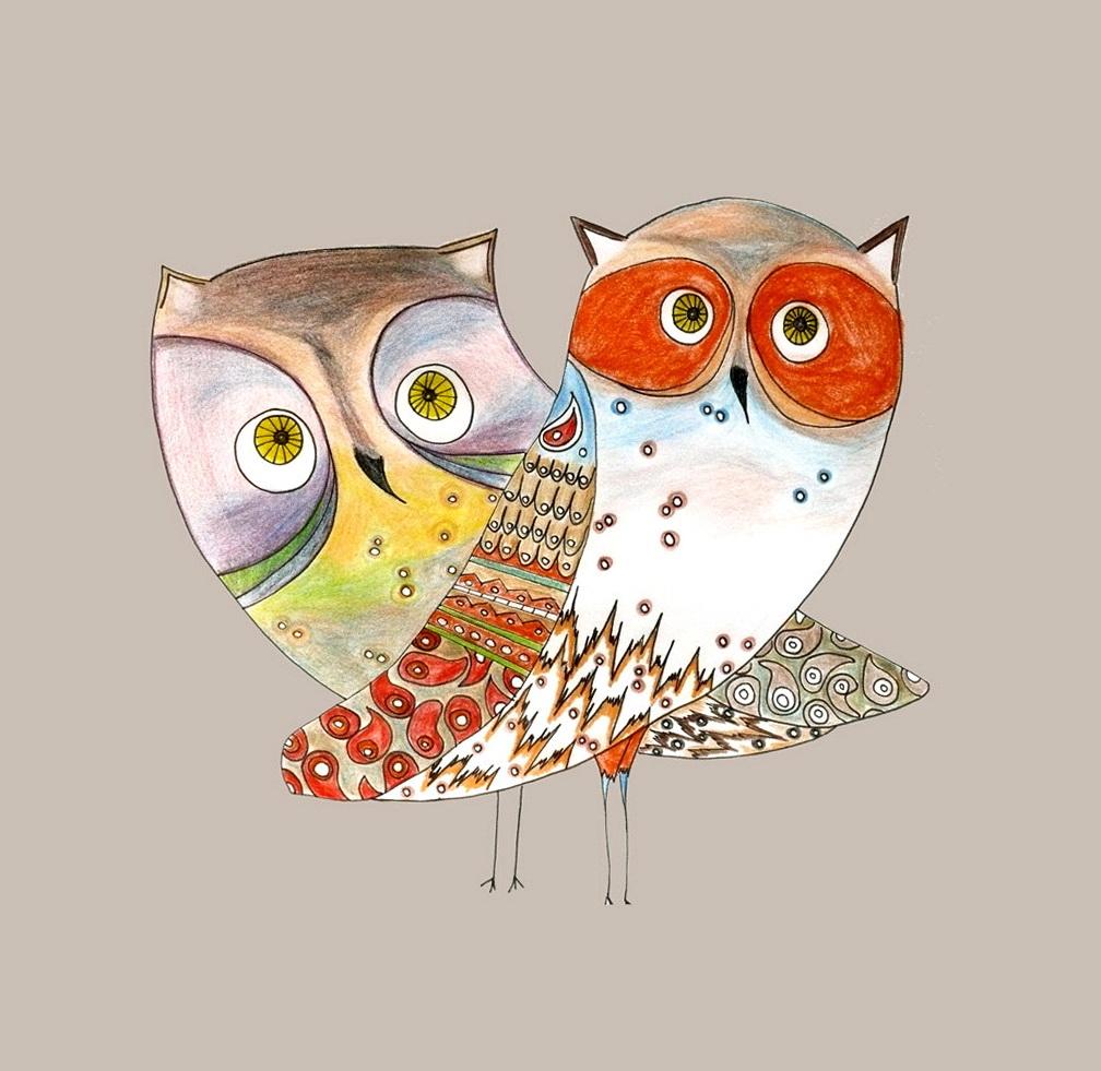 Owl Wall Art For Nursery