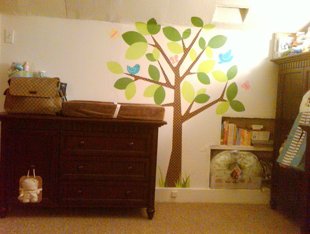 Peel And Stick Wall Art Trees