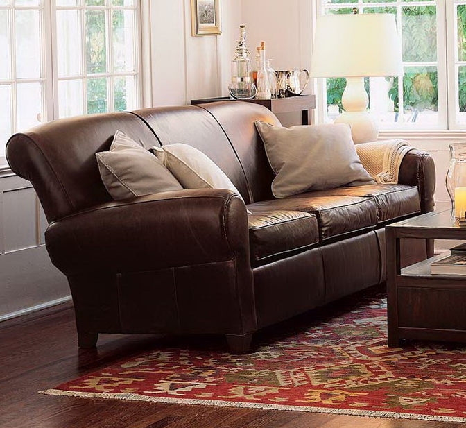Pottery Barn Sofas Used