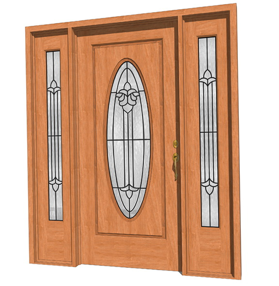 Prehung Interior Doors With Transom
