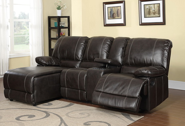 Reclining Sectional Sofas For Small Spaces