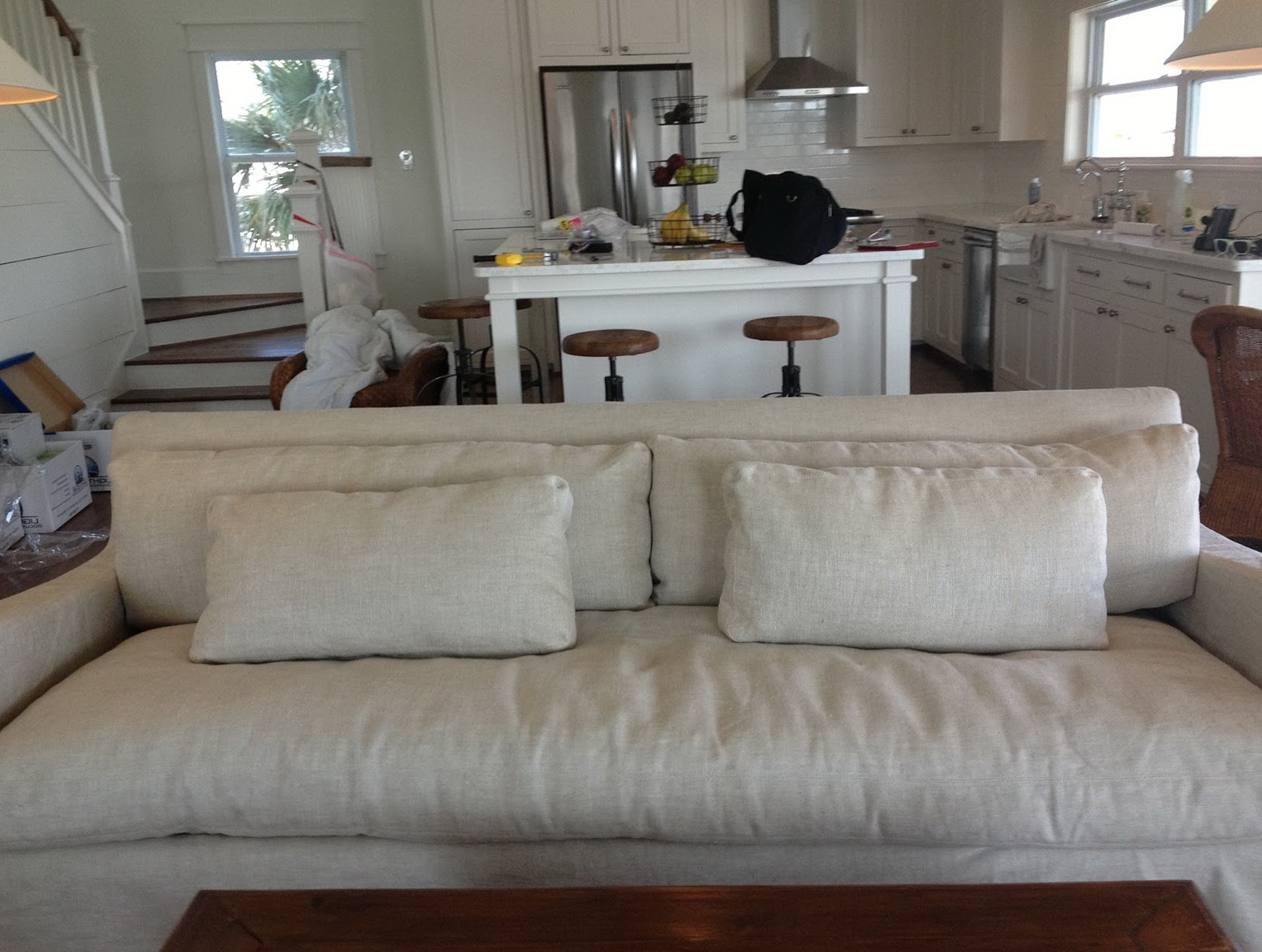 Restoration Hardware Sofa Reviews