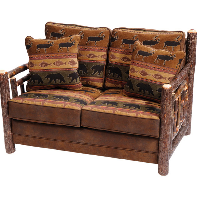 Rustic Sofas And Loveseats