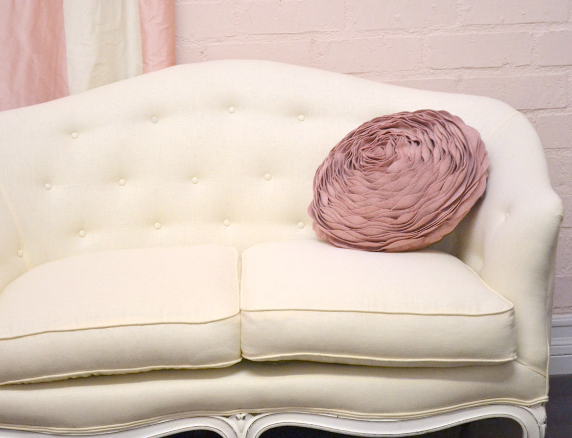 Shabby Chic Sofa Cushions