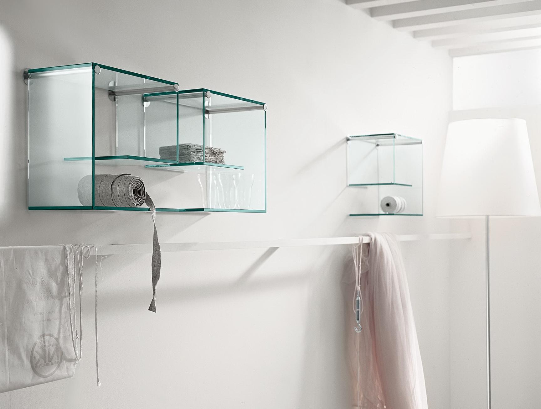 Shot Glass Wall Shelf