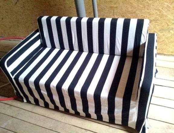 Solsta Sofa Bed Hack