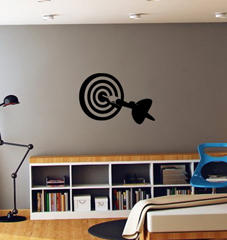 Target Wall Art Stickers