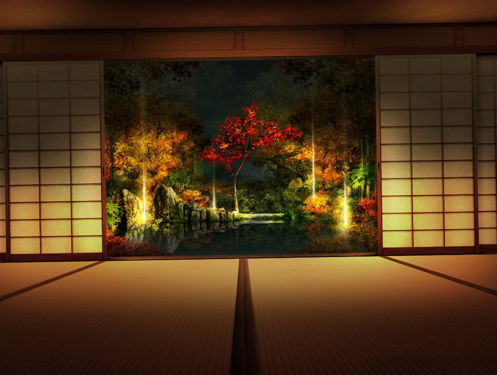 Traditional Japanese Wall Art