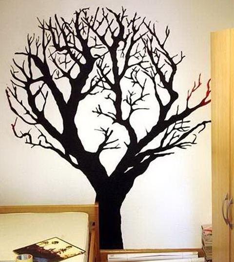 Tree Wall Art Ideas