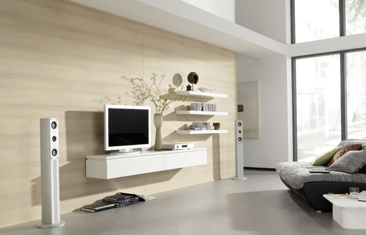 Tv Wall Mount Shelf Ideas