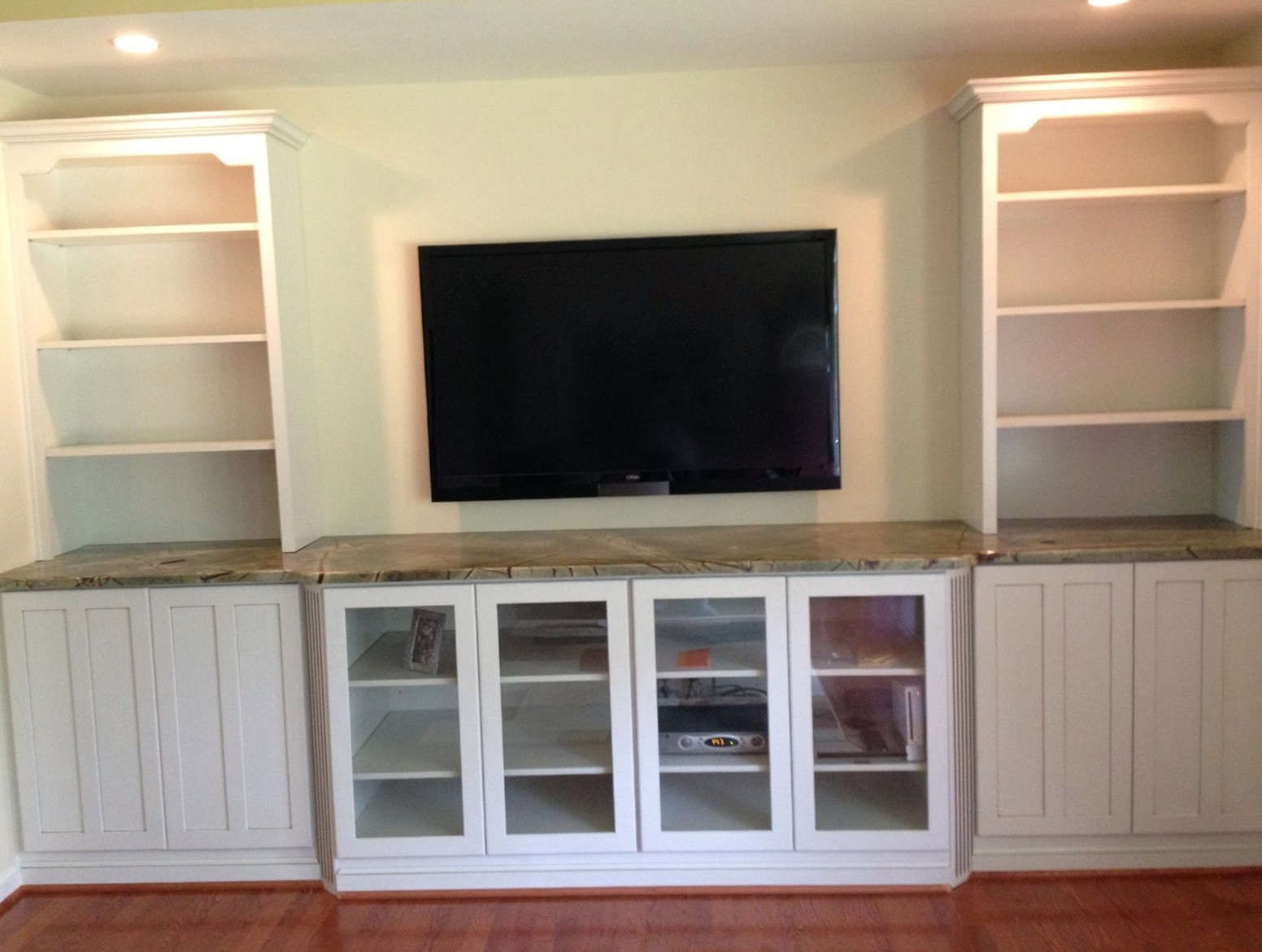 Tv Wall Shelf Unit