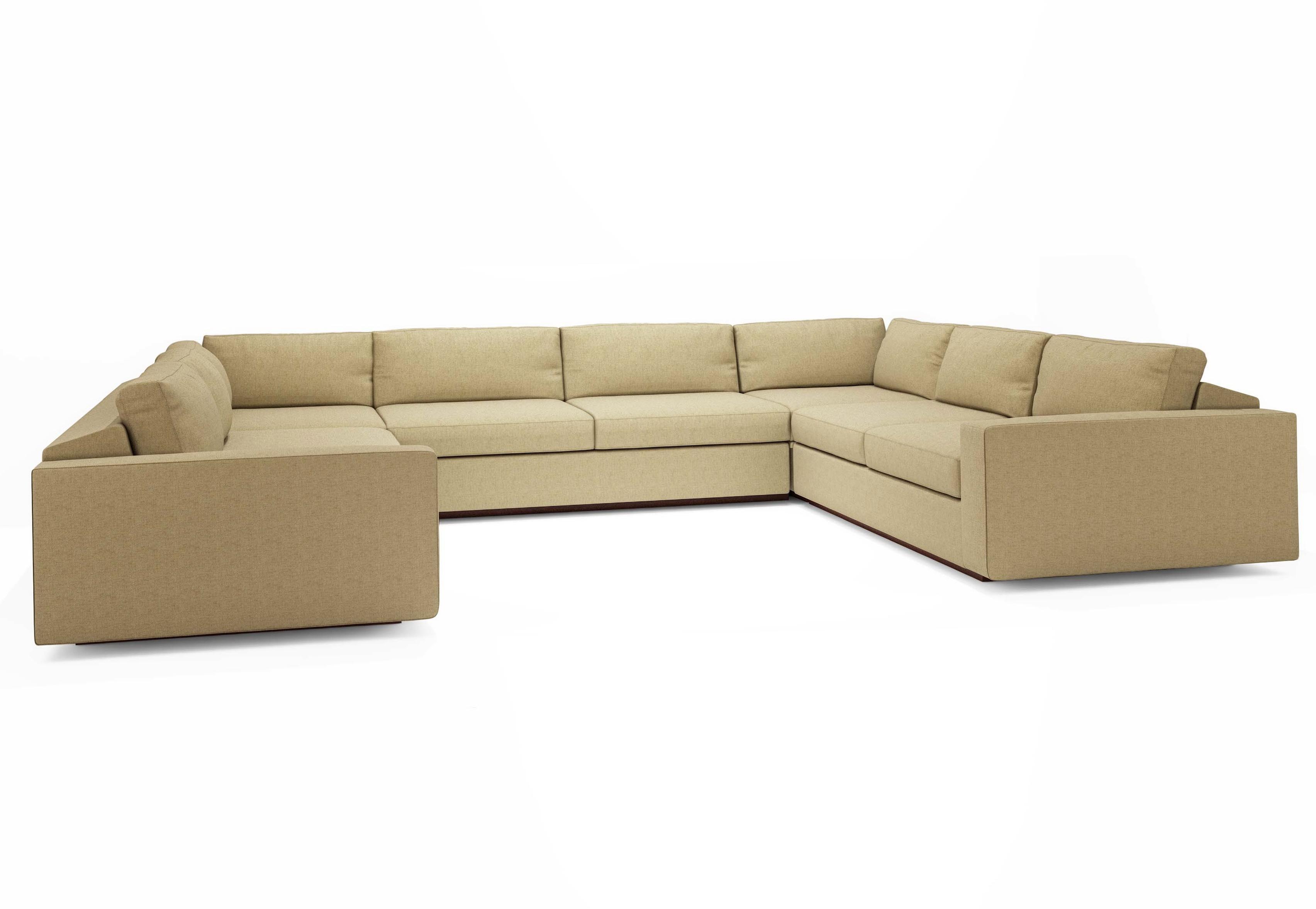 U Shaped Sectional Sofa Canada