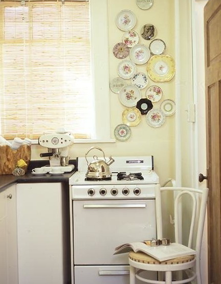 Vintage Wall Art Kitchen