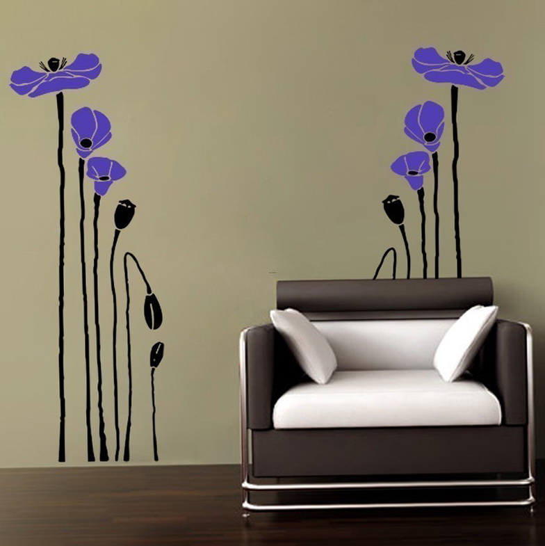 Wall Art Decals Design