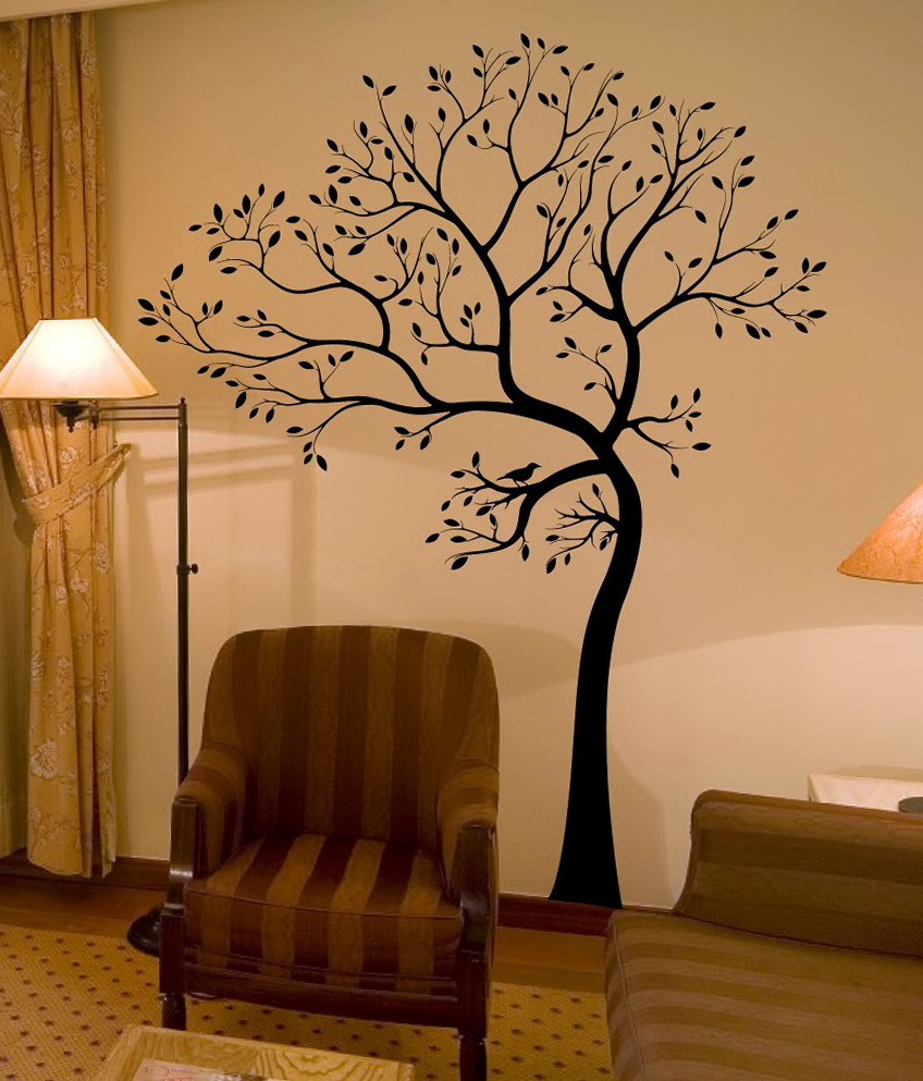 Wall Art Decals Trees