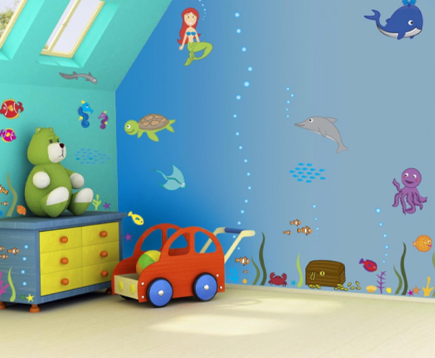 Wall Art For Kids Bedroom