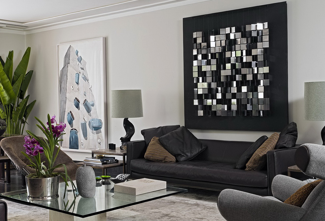 Wall Art For Living Room Ideas