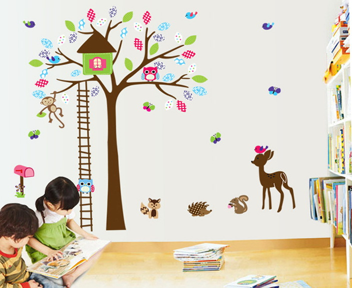 Wall Art Stickers For Kids