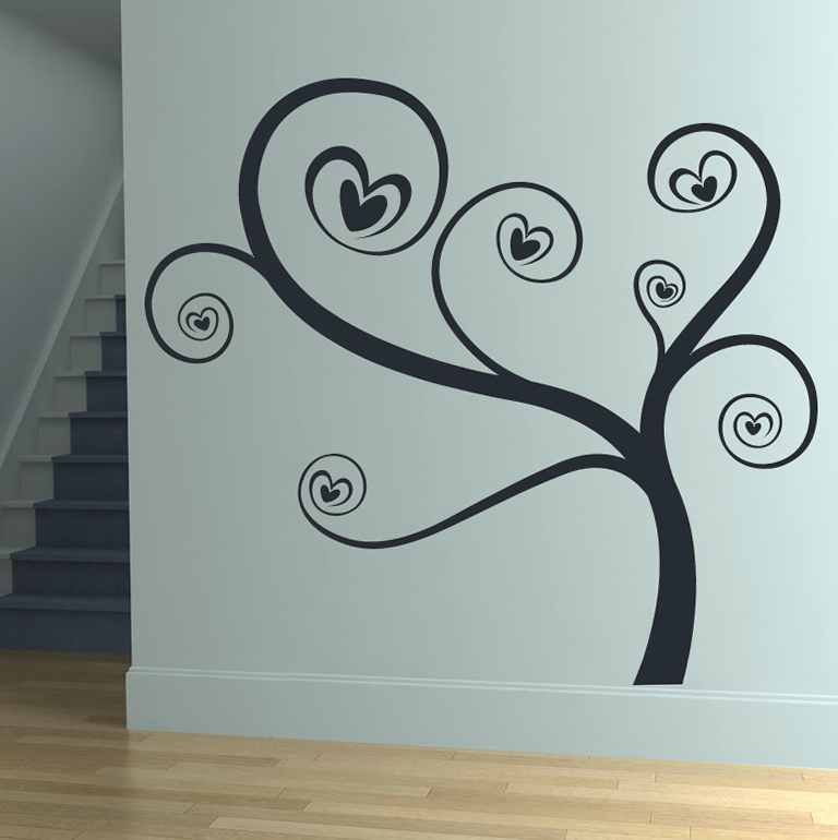 Wall Art Stickers Trees