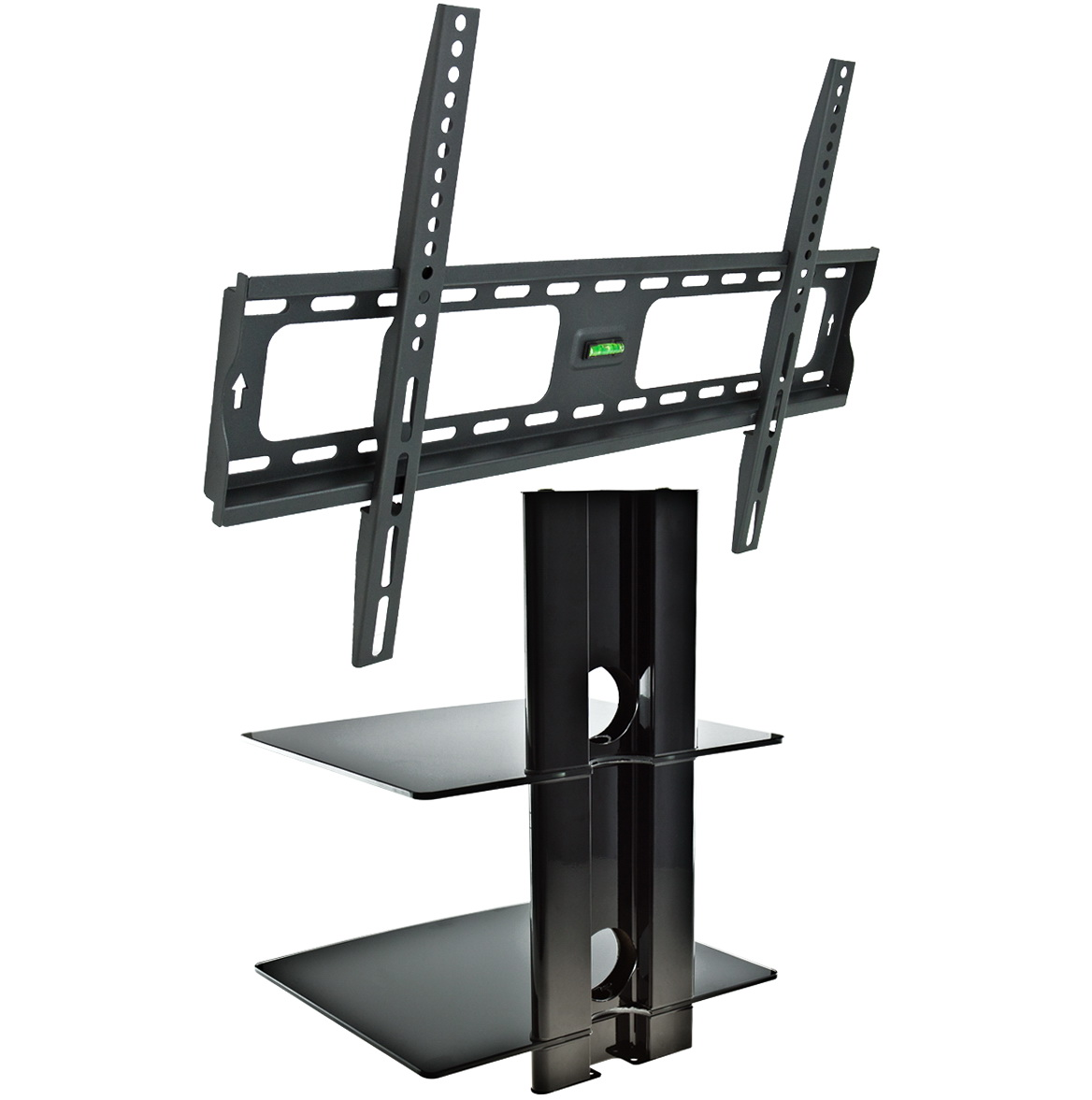 Wall Mount Tv Shelf System