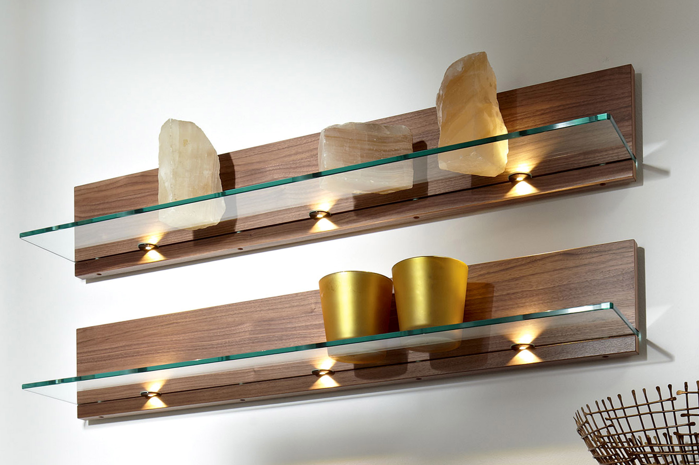 Wall Mounted Shelf Ideas