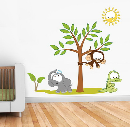Wall Sticker Art For Kids