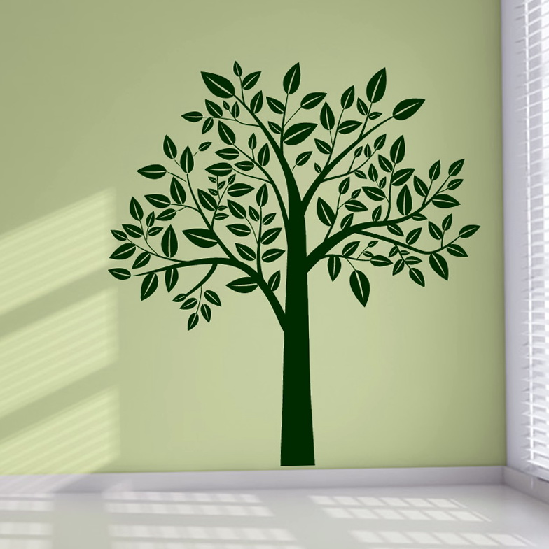 Wall Sticker Art Tree