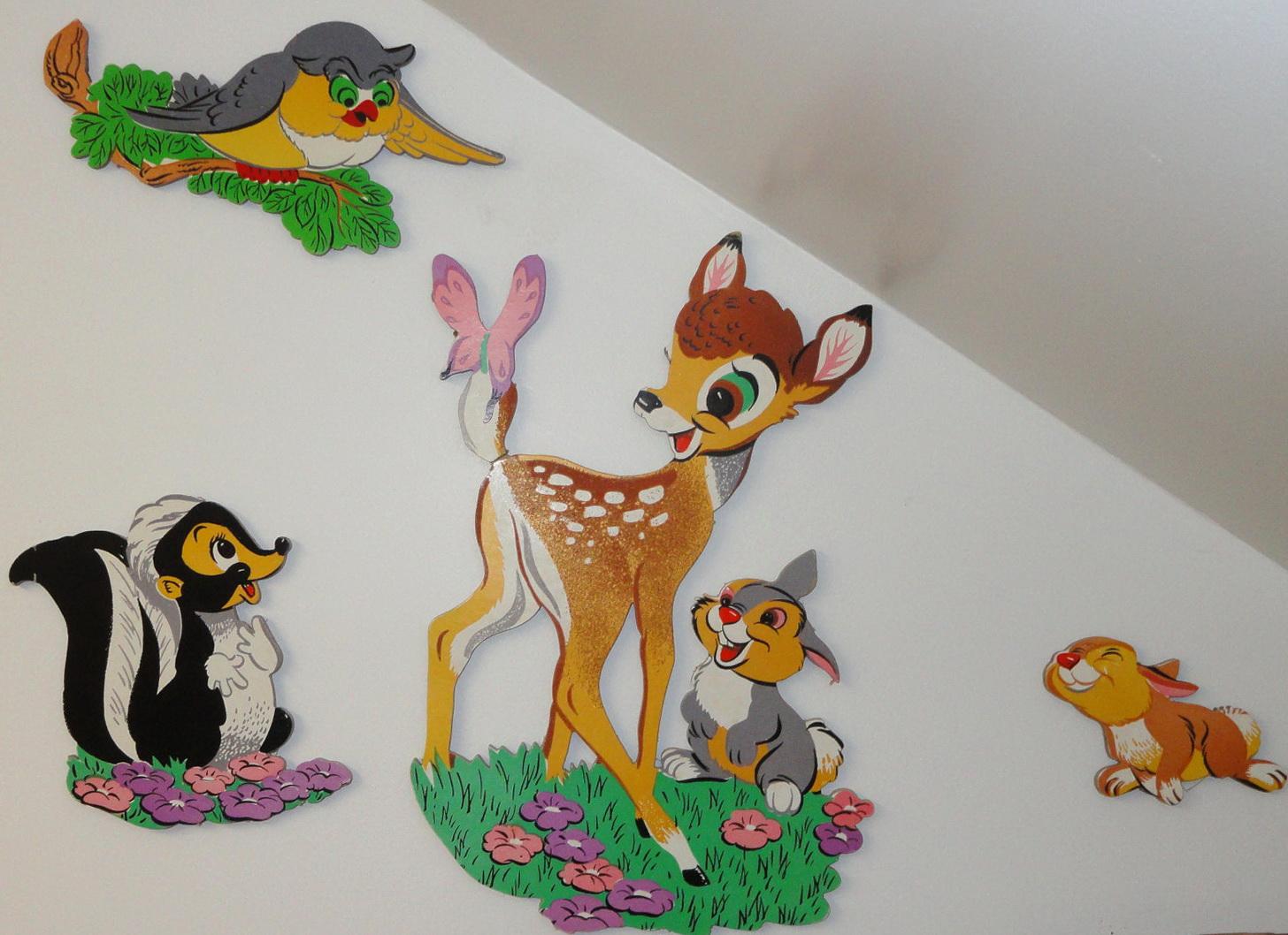 Walt Disney Wall Art