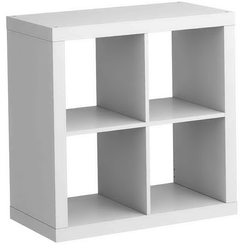 2 Shelf Bookcase Ikea