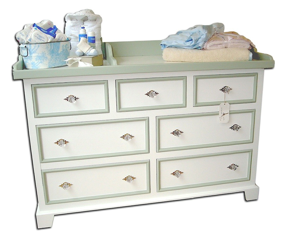 Baby Dresser Changing Table Australia