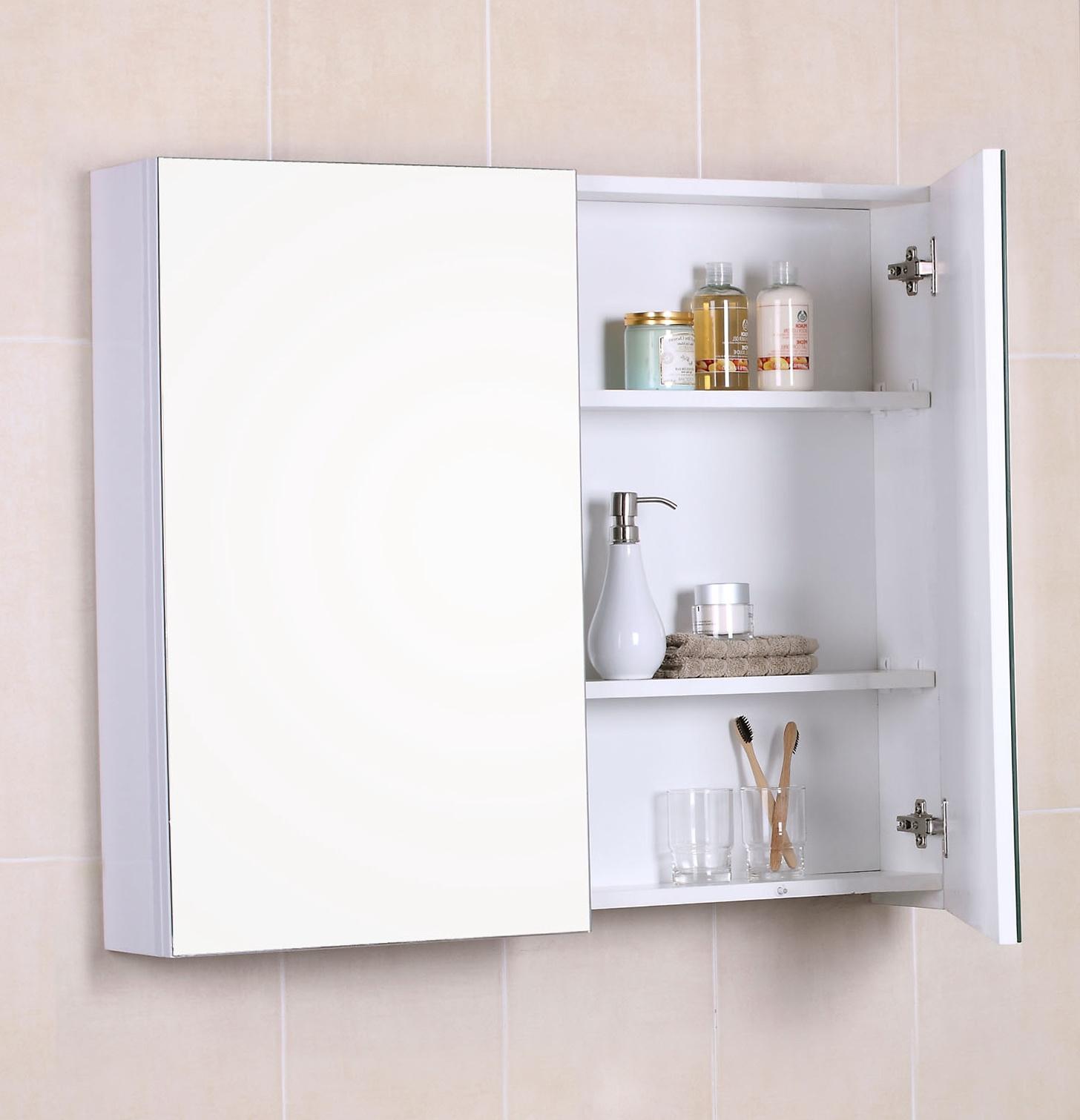 Bathroom Medicine Cabinet Storage Ideas