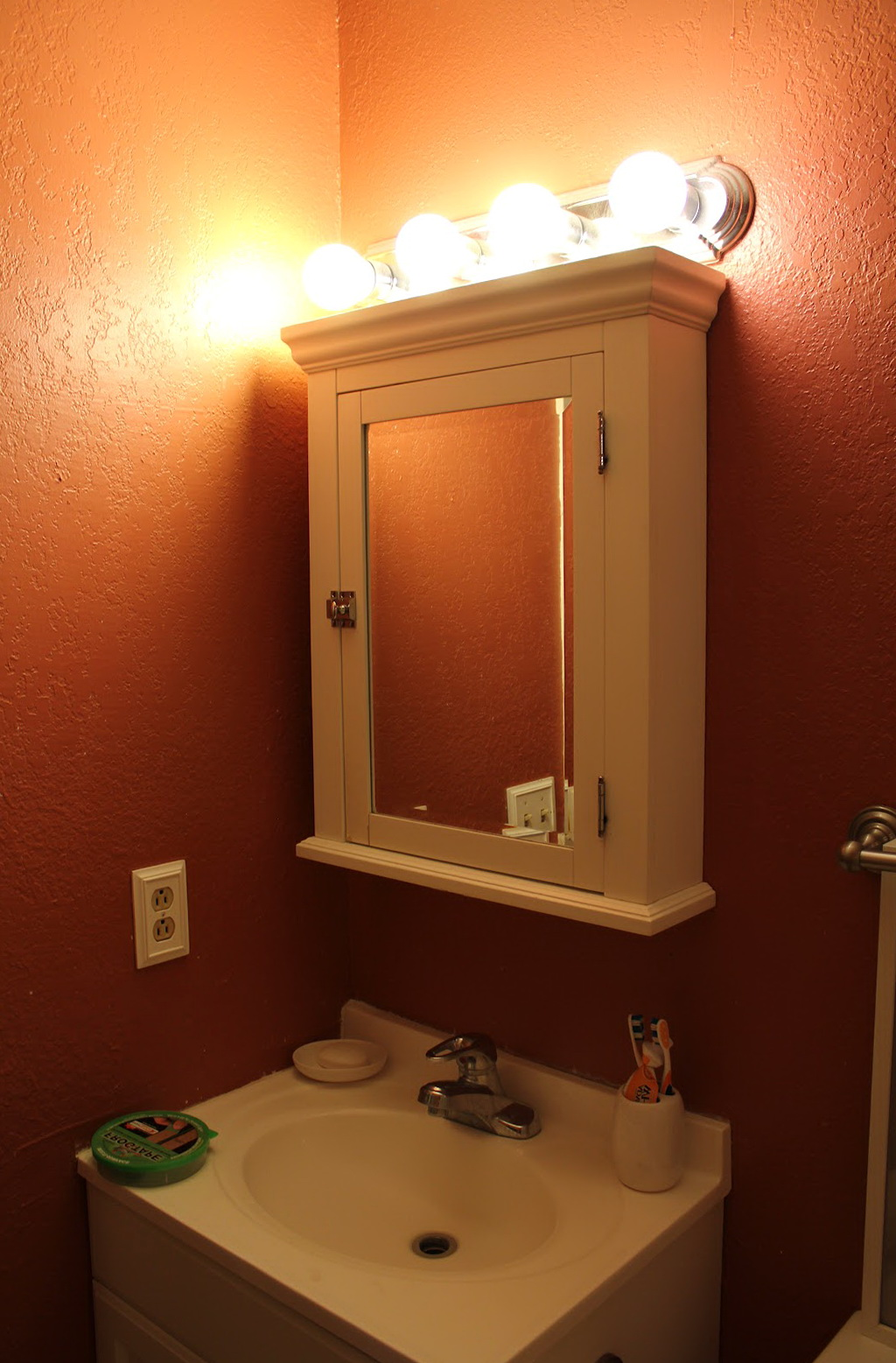 Bathroom Medicine Cabinets With Lights