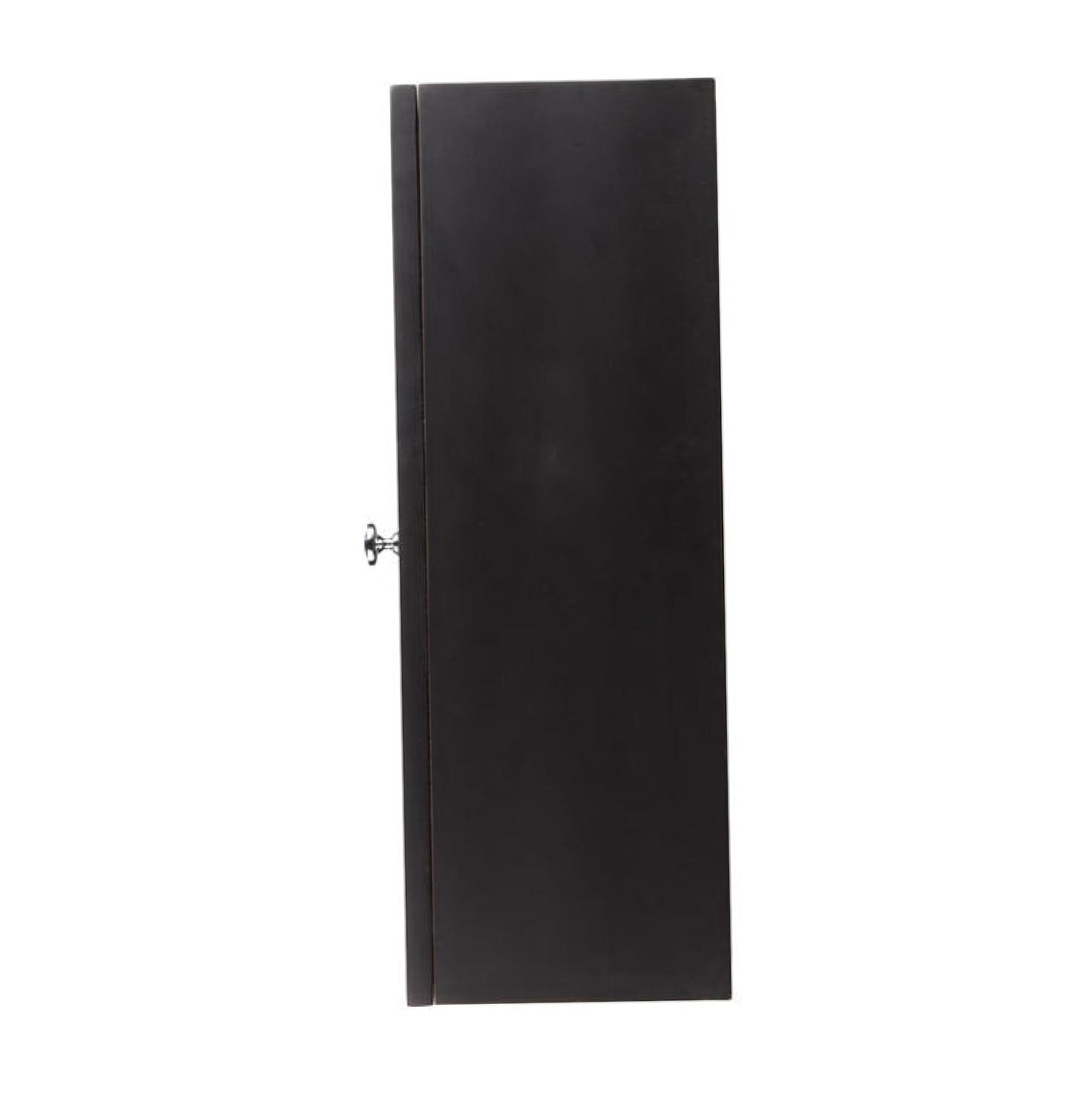 Black Medicine Cabinet Without Mirror