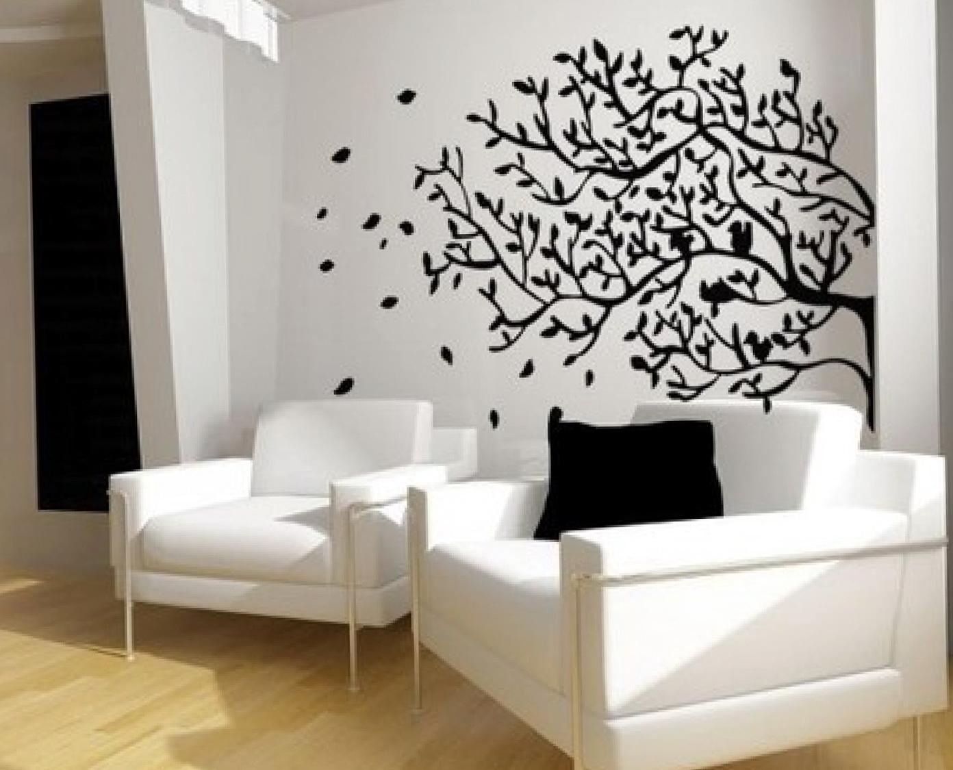 Black Wall Art Stickers