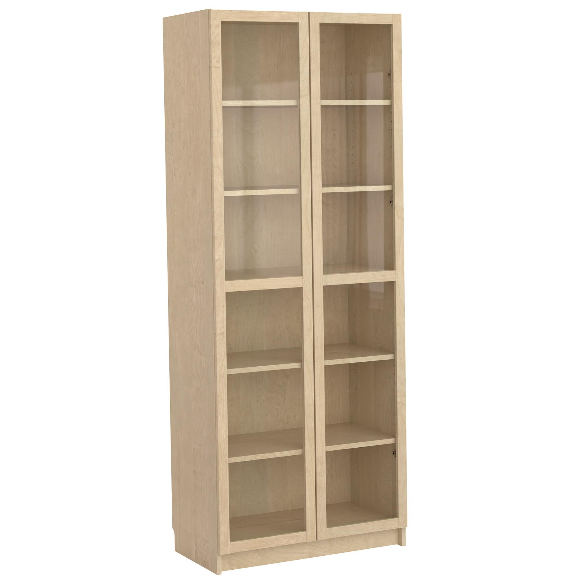 Bookcase With Doors Ikea
