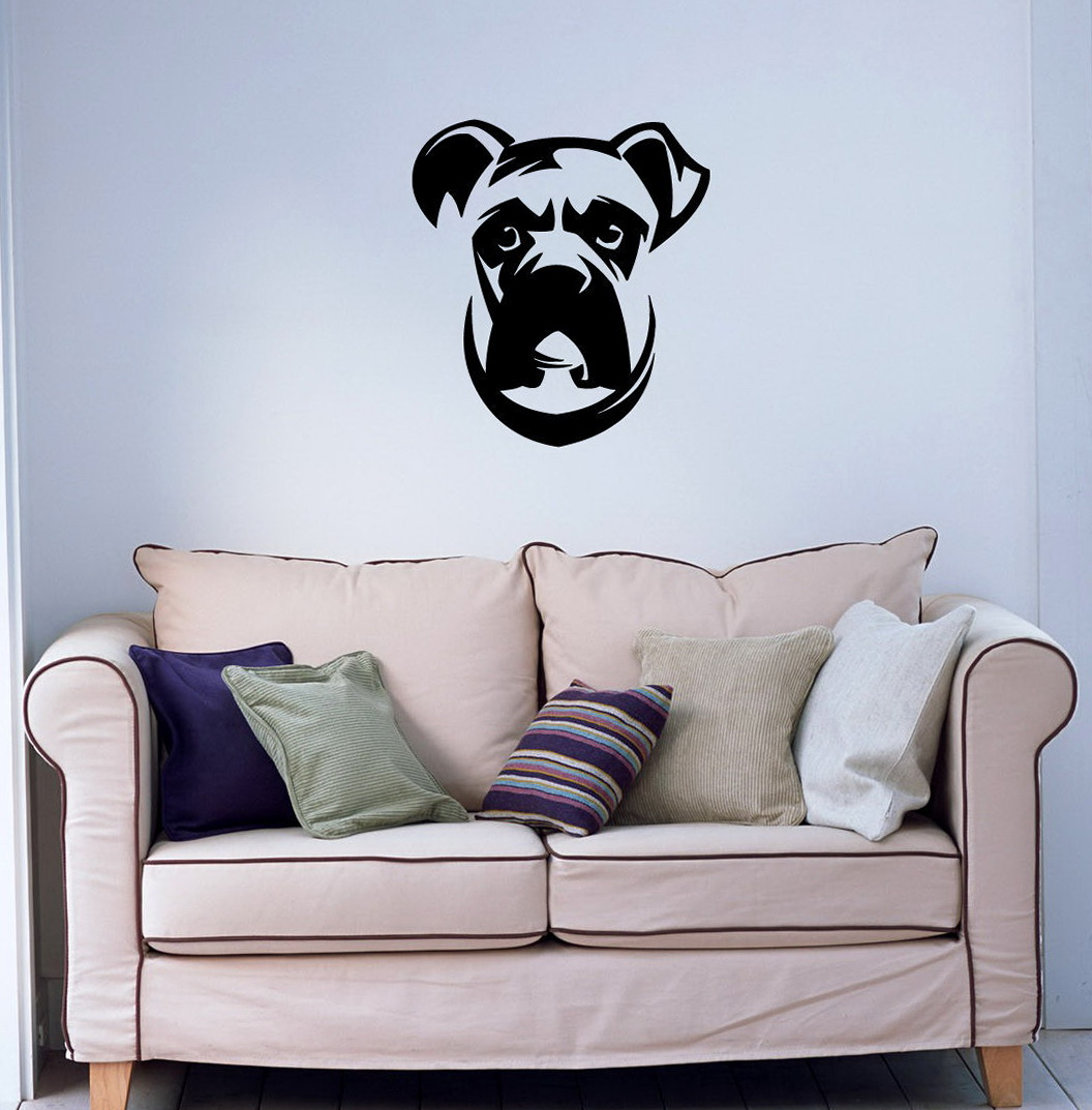 Boxer Dog Wall Art