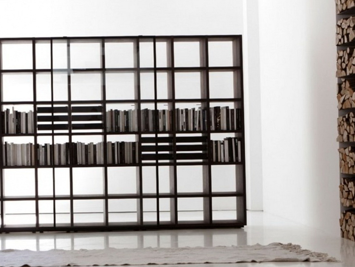 Built In Room Divider Bookcase