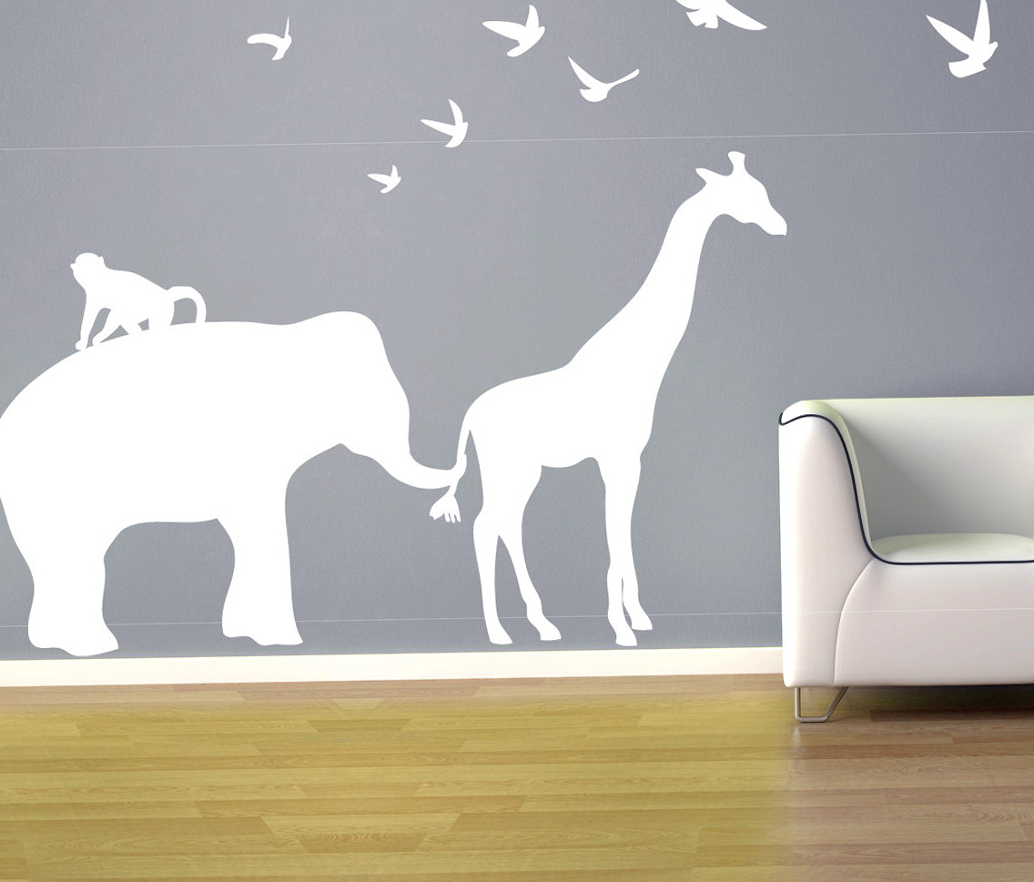 Childrens Wall Art Decals