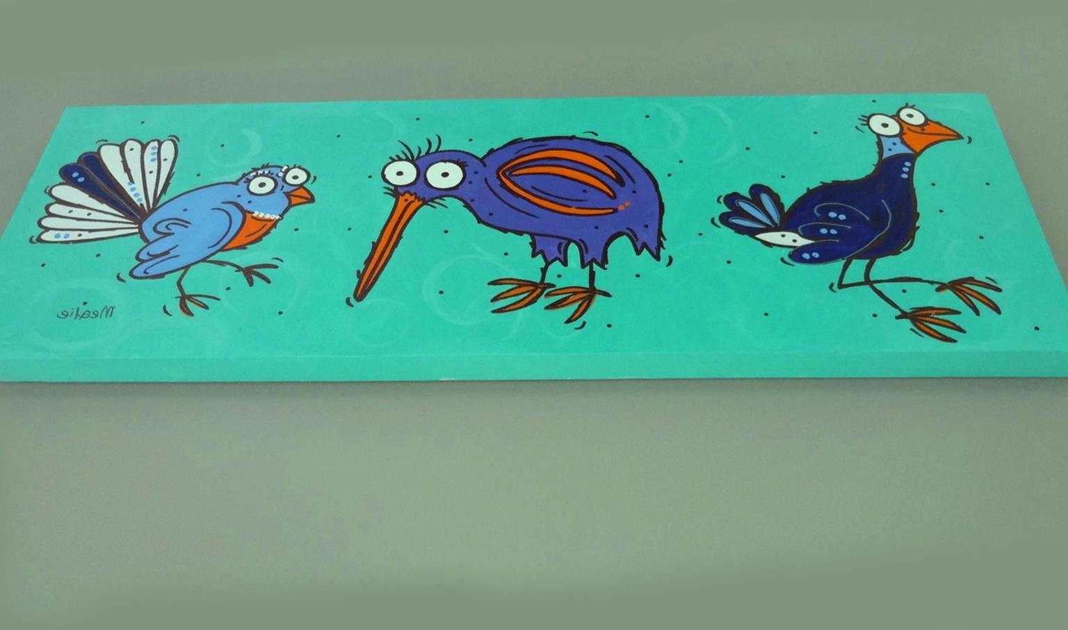 Childrens Wall Art Nz