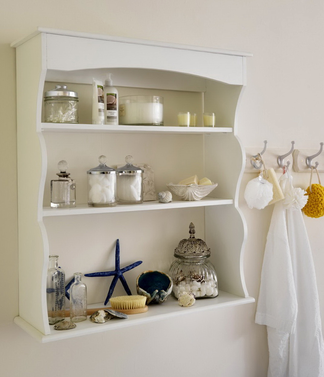 Decorative Wall Shelves For Kitchen