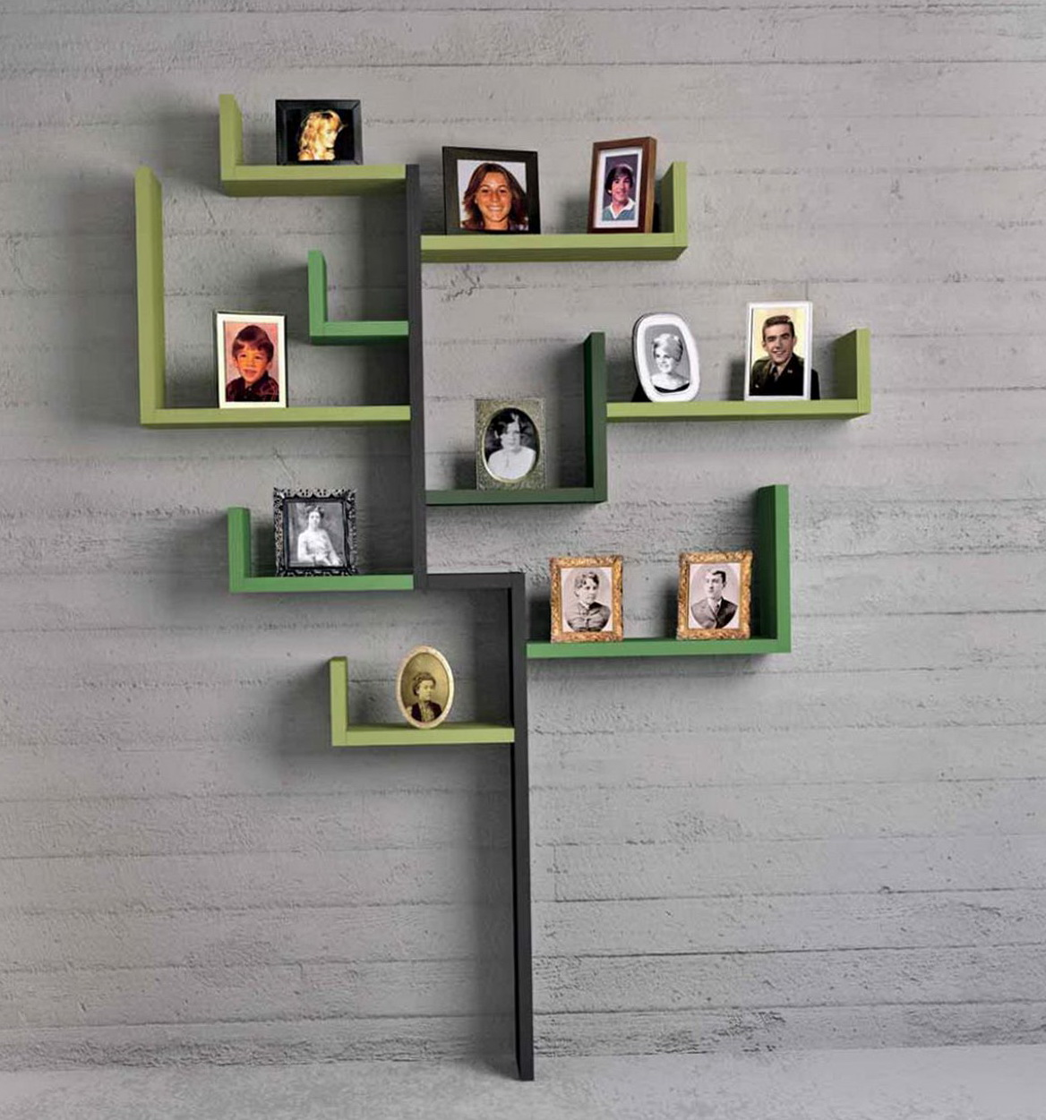 Funky Shelves For Walls