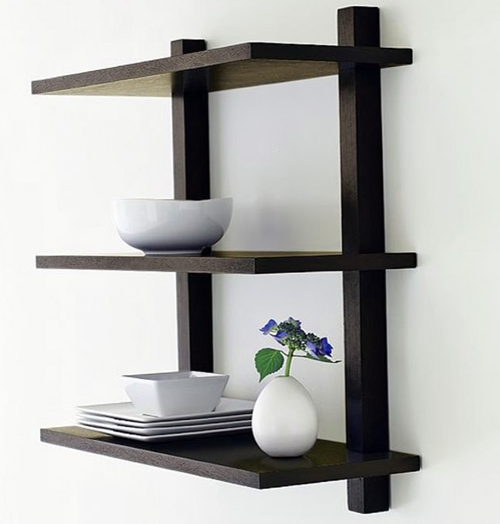 Hanging Wall Shelves Ideas