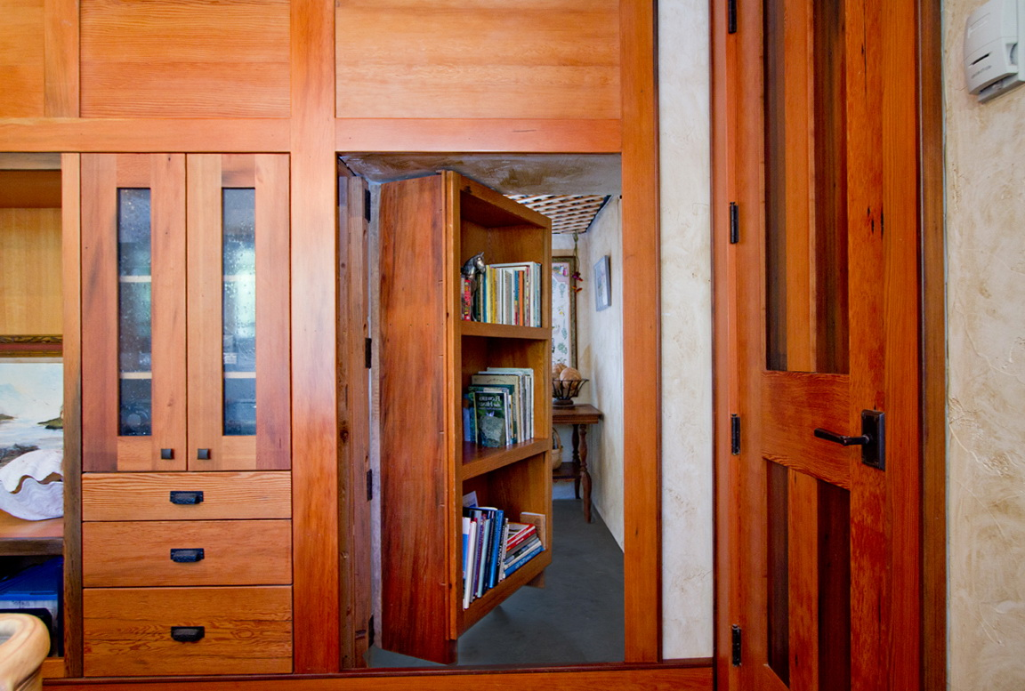 Hidden Door Bookcase How To Build